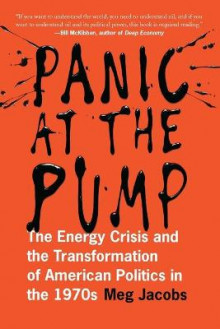 Panic at the Pump av Meg Jacobs (Heftet)