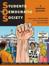 Students for a Democratic Society av Harvey Pekar (Innbundet)