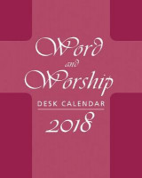 Omslag - Word and Worship Desk Calendar 2018