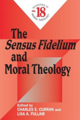 Omslag - The Sensus Fidelium and Moral Theology: No. 18