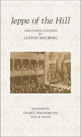 Omslag - Jeppe on the Hill and other Comedies by Ludvig Holberg