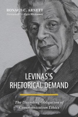 Omslag - Levinas's Rhetorical Demand