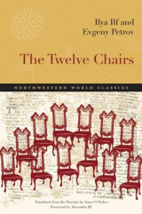 Omslag - The Twelve Chairs