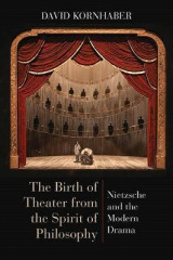 Omslag - The Birth of Theater from the Spirit of Philosophy