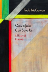 Omslag - Only a Joke Can Save Us