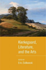 Omslag - Kierkegaard, Literature, and the Arts