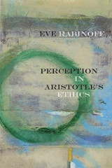 Omslag - Perception in Aristotle's Ethics