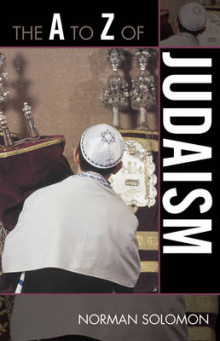 The A to Z of Judaism av Norman Solomon (Heftet)