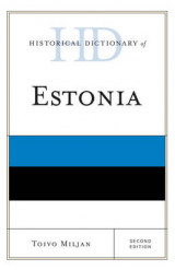 Omslag - Historical Dictionary of Estonia