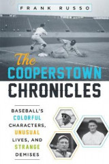 Omslag - The Cooperstown Chronicles