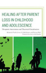Omslag - Healing after Parent Loss in Childhood and Adolescence