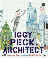 Omslag - Iggy Peck, Architect