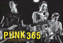 Punk 365 av Holly George-Warren (Innbundet)