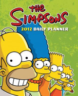 Omslag - The Simpsons 2012 Daily Planner