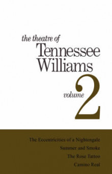 The Theatre of Tennessee Williams V 2 av T. Williams (Innbundet)
