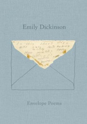 Envelope Poems av Emily Dickinson (Innbundet)