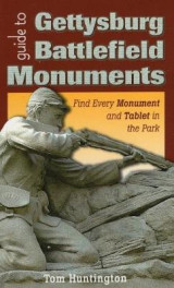 Omslag - Guide to Gettysburg Battlefield Monuments