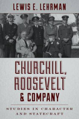 Omslag - Churchill, Roosevelt, and Company