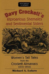 Omslag - Davy Crockett's Riproarious Shemales and Sentimental Sisters