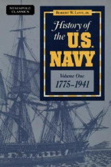 Omslag - History of the U.S. Navy