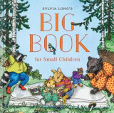 Omslag - Sylvia Long's Big Book for Small Children