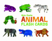 Animal Flash Cards av Eric Carle (Dagbok)