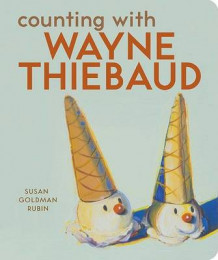 Counting with Wayne Thiebaud av Susan Rubin (Pappbok)