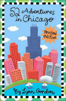 52 Adventures in Chicago av Lynn Gordon (Dagbok)