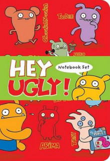 Hey Ugly! Notebook Set av David Horvath og Sun-Min Kim (Dagbok)