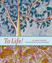 To Life! Notecards av Mark Podwal (Undervisningskort)