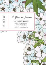 Omslag - A Year in Japan Birthday Book