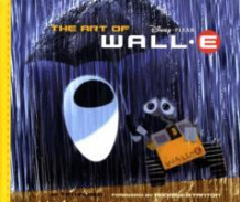 Art of Wall.E av Tim Hauser (Innbundet)