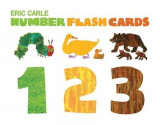 Omslag - Eric Carle Numbers Flashcards 123