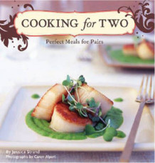 Cooking for Two av Jessica Strand og Caren Alpert (Innbundet)