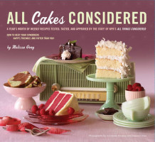 All Cakes Considered av Melissa Gray (Innbundet)