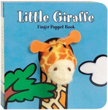 Little Giraffe Finger Puppet Book av Image Books (Pappbok)