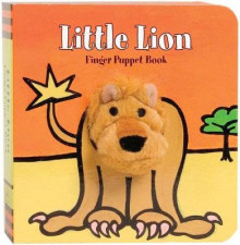 Little Lion Finger Puppet Book av Image Books (Pappbok)