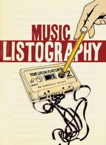 Music listography journal av Lisa Nola (Dagbok)