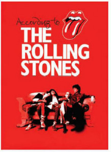 According to the Rolling Stones av The Rolling Stones (Heftet)