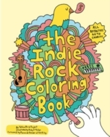 Omslag - Indie Rock Coloring Book