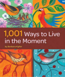 1,001 Ways to Live in the Moment av Barbara Ann Kipfer (Heftet)