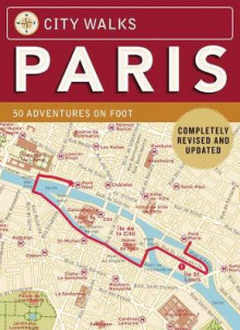 City Walks Deck: Paris av Christina Henry de Tessan (Innbundet)