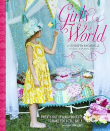 Girl's World av Jennifer Paganelli (Innbundet)