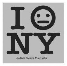 I Feel Neutral About NY av Avery Monsen og Jory John (Heftet)