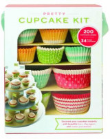 Omslag - Pretty Cupcake Kit