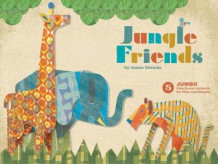 Jungle Friends av Junzo Terada (Andre varer)