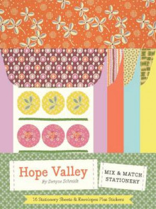 Hope Valley Mix & Match Stationery av Denyse Schmidt (Diverse trykk)