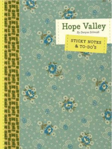 Hope Valley Sticky Notes & To-do's av Denyse Schmidt (Klistremerker)
