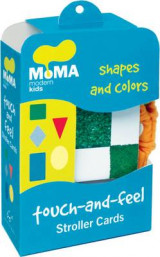 Omslag - MoMA Shapes and Colors Stroller Cards