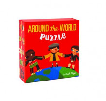 Around the World Puzzle av Micah Player (Spill)